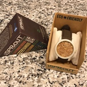 Sprout eco friendly watch